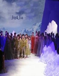 2018上海时装周中国高端儿童高端礼服Joy &joa大秀